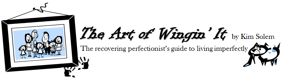 The Art of Wingin' It
